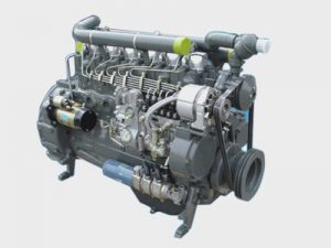 Diesel Engine : Rotating and Maintenance