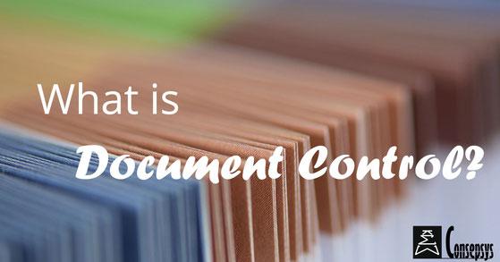 Document Control dan Filing System