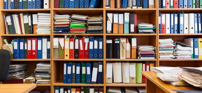 Pelatihan Documentation and Filing Management System