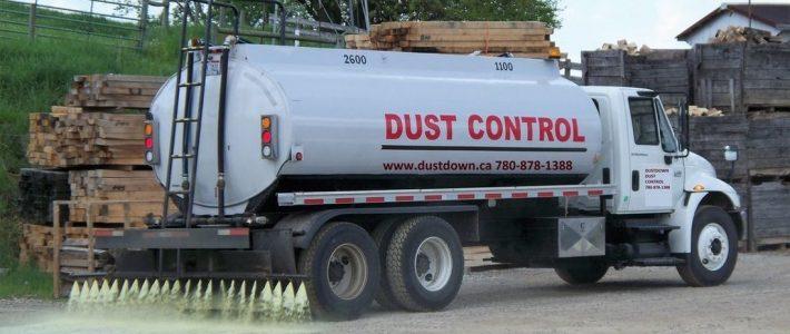 Dust Control Equipment Training