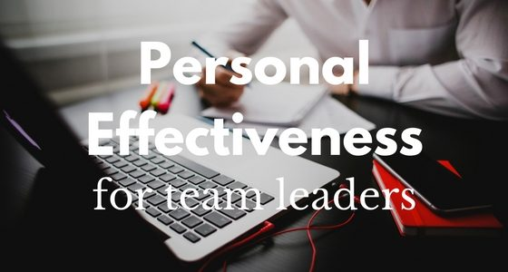 Effective Leadership and Personal Effectiveness Training