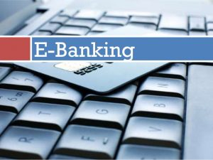 Electronik Digital Banking dan Penyusunan SOP E-Banking