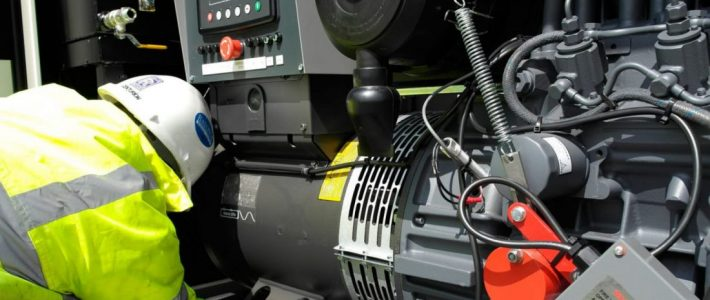 Pelatihan Electrical Power Generator : Protection and Maintenance