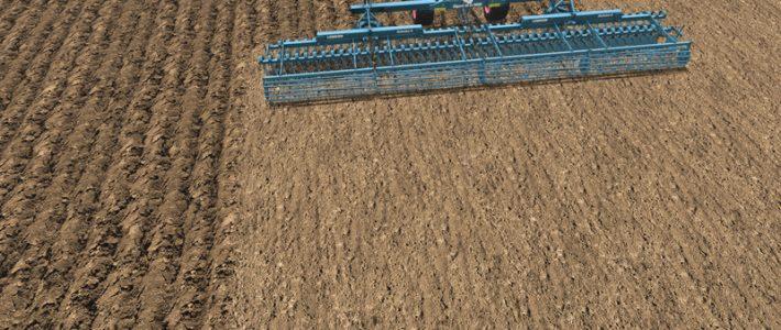 Pelatihan Teknik Pengolahan Tanah Pertanian