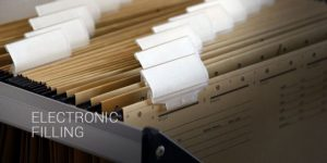 Electronic Filing Implementation