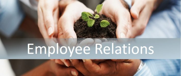Employee Relations Training
