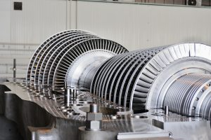 Gas Turbine Generator And Electrical System